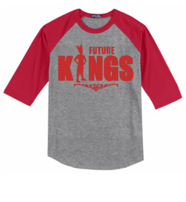 Future King Baseball Tee (youth)
