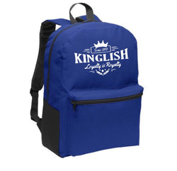 Backpack - Kinglish Loyalty