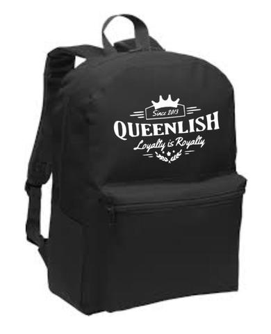 Black Queen Backpack