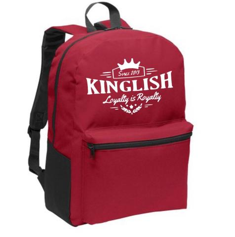 Vermilion King Backpack