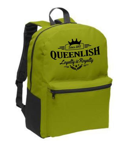 Lime Queen Backpack