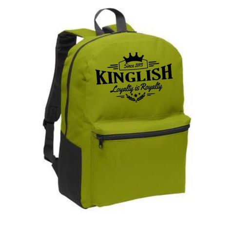 Lime King Backpack