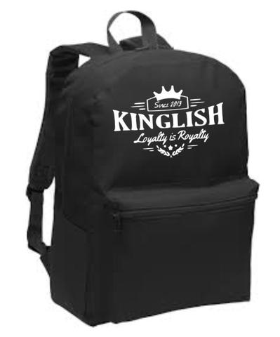 Black King Backpack