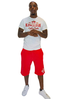 King Loyalty Suede Short-Set