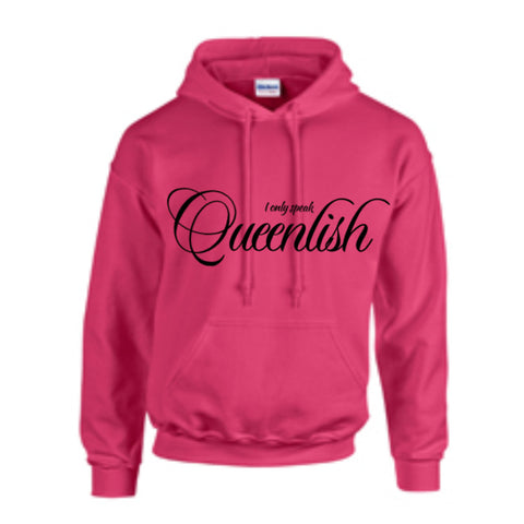 I.O.S.Q. Hoodie * Available in Multiple Colors