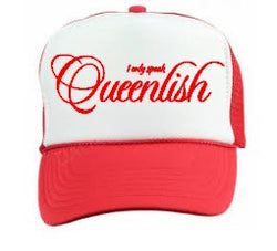 Queenlish Snapback