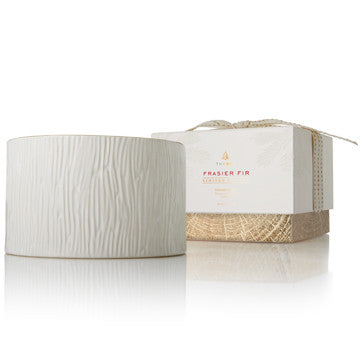 Frasier Fir 3-Wick Ceramic Candle