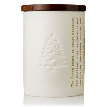 Thymes Frasier Fir Northwoods Heritage Candle