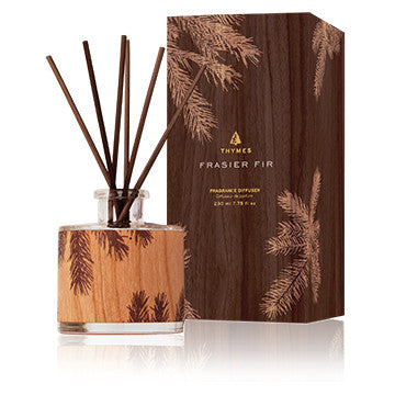 Thymes Frasier Fir Northwoods Petite Reed Diffuser
