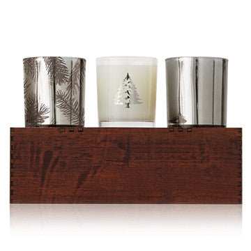 Frasier Fir Limited Edition Candle Trio