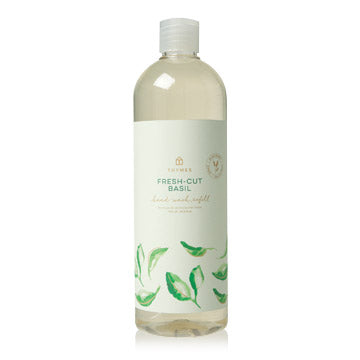 Thymes Fresh-cut Basil Hand Wash Refill