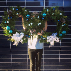 Workshop: Winter Wonderland Wreath
