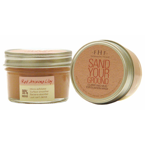 FarmHouse Fresh Exfoliation Mud Mask