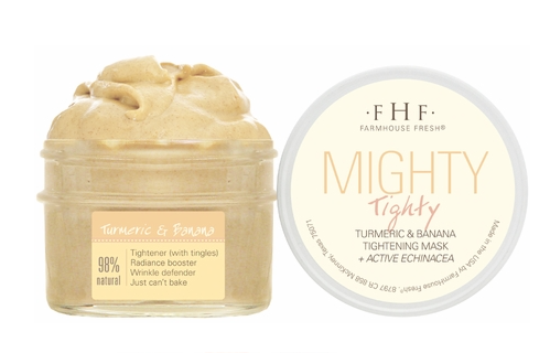 FarmHouse Fresh Enriched Face Mask - Mighty Tighty