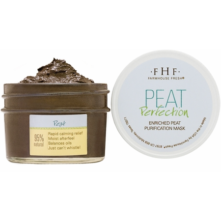 FarmHouse Fresh Enriched Face Mask - Peat Perfection