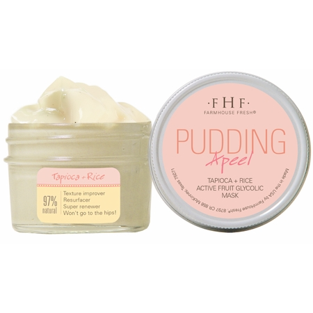 FarmHouse Fresh Face Mask - Pudding Apeel