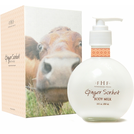FarmHouse Fresh Body Milk Lotion - Ginger Sorbet