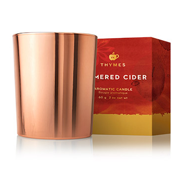Thymes Simmered Cider Votive Candle