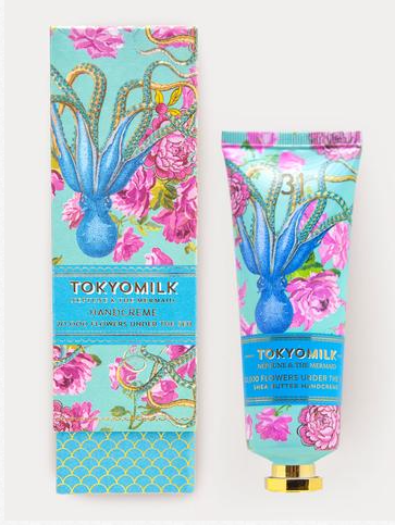 TokyoMilk Neptune & The Mermaid Shea Butter Handcreme - 20,000 Flowers Under the Sea No. 31