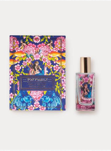 TokyoMilk Neptune & The Mermaid Eau du Parfum - Song of the Siren No. 49