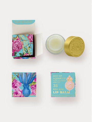 TokyoMilk Neptune & The Mermaid Lip Balm - Age of Aquarius