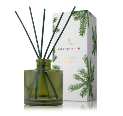 Thymes Frasier Fir Heritage Petite Reed Diffuser