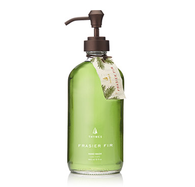 Thymes Frasier Fir Large Hand Wash