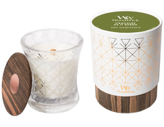 WoodWick Aura Collection - Fig & Narcissus