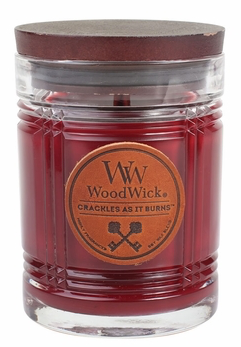 WoodWick Reserve Collection - Mahogany
