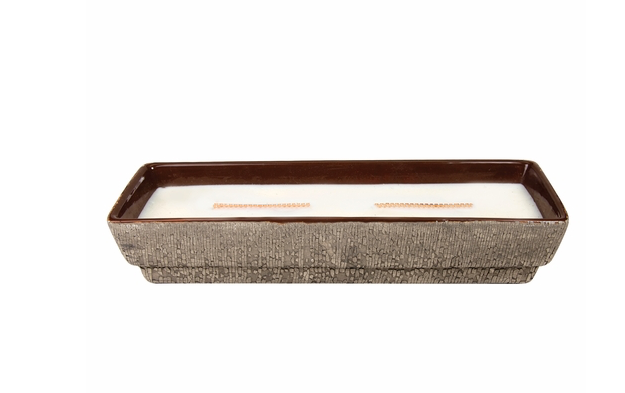 WoodWick Fireside Medium Rectangle Candle