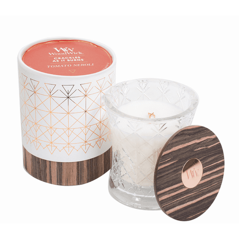 WoodWick Aura Collection - Tomato Neroli