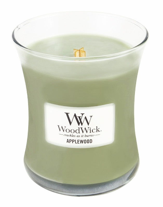 Applewood WoodWick Candle 10 oz.