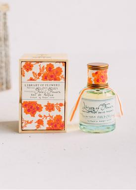 Library of Flowers - Field & Flowers Eau de Parfum