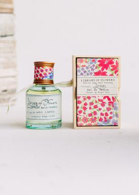 Library of Flowers - Linden Eau de Parfum