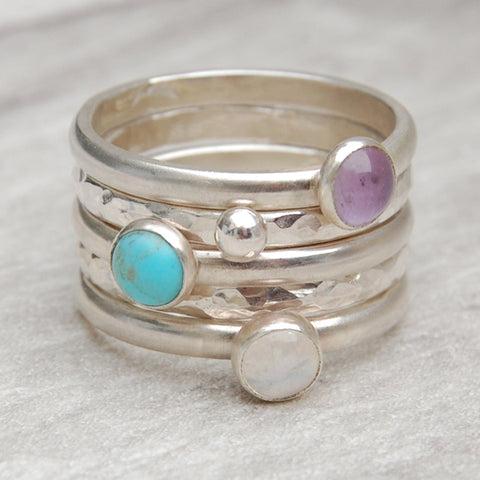 Semi Precious Stone Collection