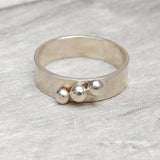 Small Pebbles ring
