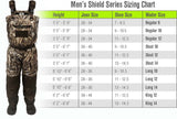Men's Shield Series Breathable Waders