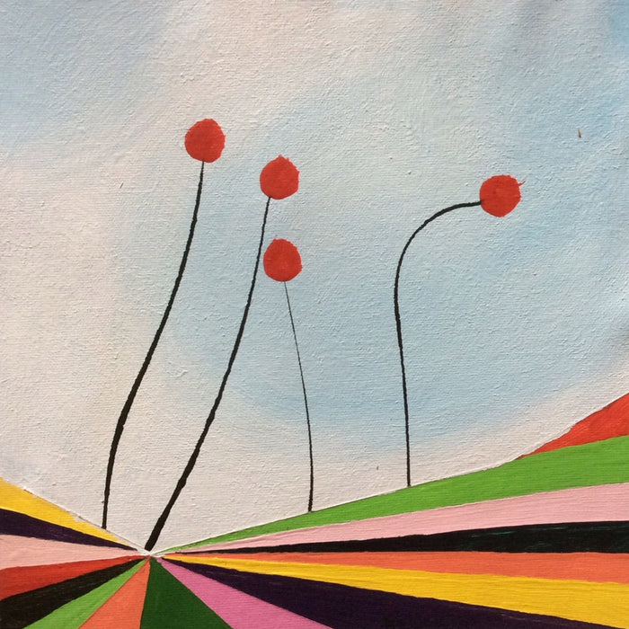 """Poppies on the Horizon of Oz III"""