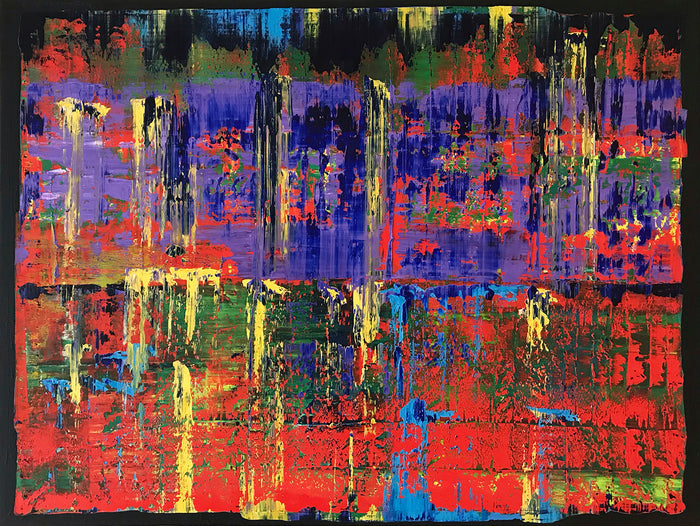 Richter Red and Blue