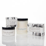 sea salt and lavender spa indulgence gift set