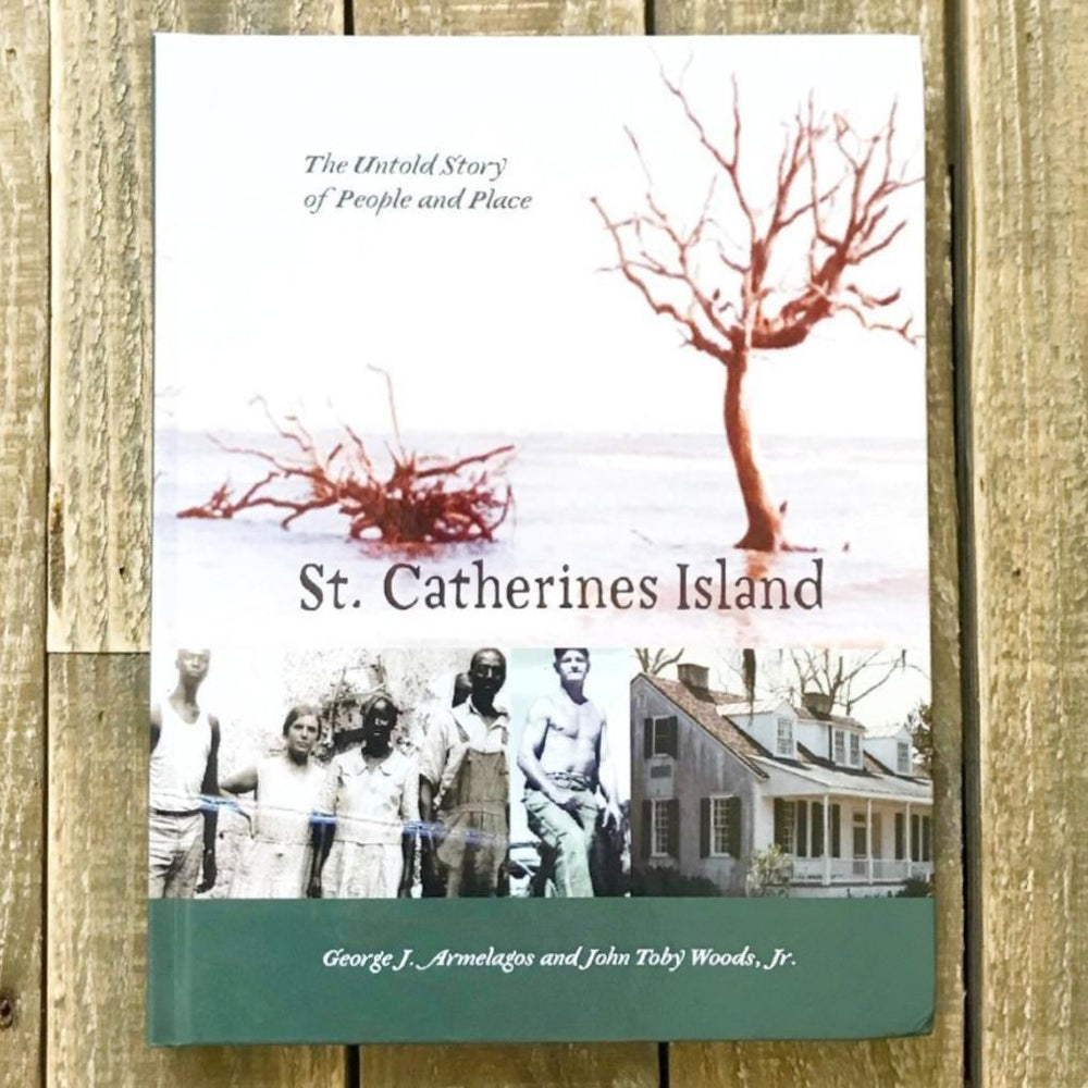 st. catherine's island - signed copy