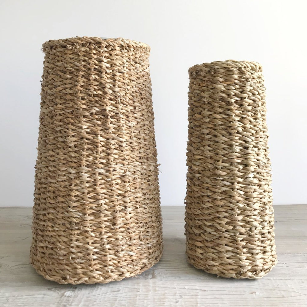 seagrass vases