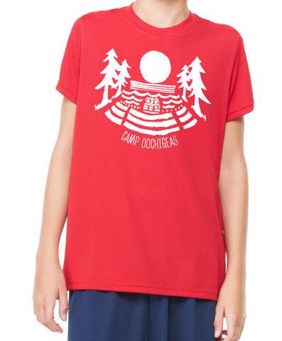 Campitheatre Campfire Tees - YOUTH