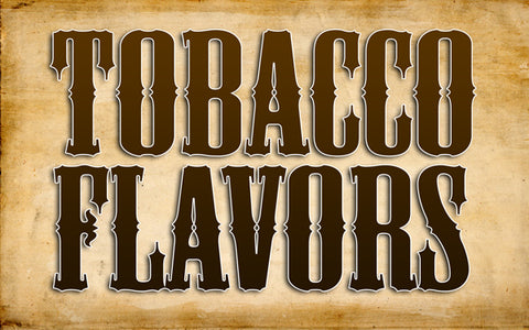 Vapers&Papers.com - Tobacco Flavored Cartridge Tanks