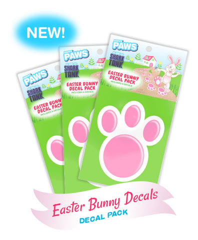 Easter Bunny Decals
