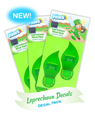 Leprechaun Decals