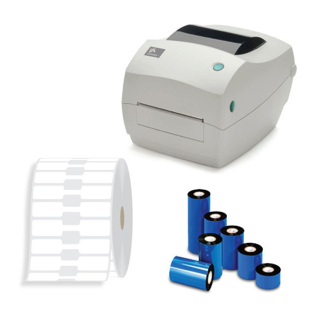 Zebra GC420t <p>Thermal Transfer Printer Package