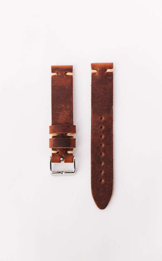Leather Strap (Brevard Watch Sold Separately)