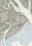 Hilton Head Island Nautical Chart