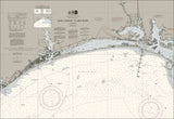 Cape Lookout To New River Nautical Chart